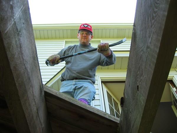Deck Destruction