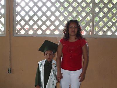 Graduate & parent