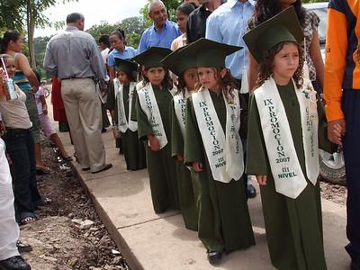 More graduates arrive