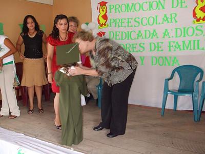 Presenting gift
