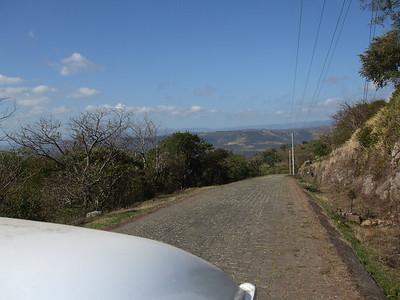 Starting down the road to Santa Barbara