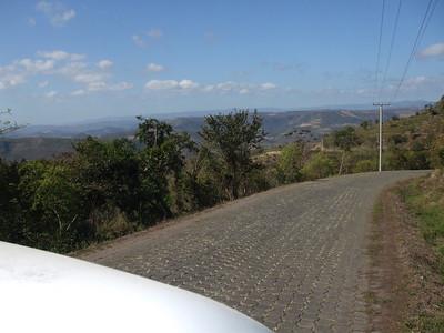 Views along the trip to Santa Barbara