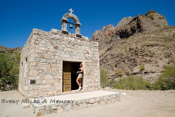 Misions of Baja California, Mexico
