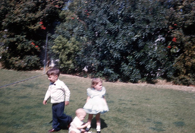 1960 Family Bill and Isabelle