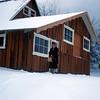 3 - unknown cabin under snow