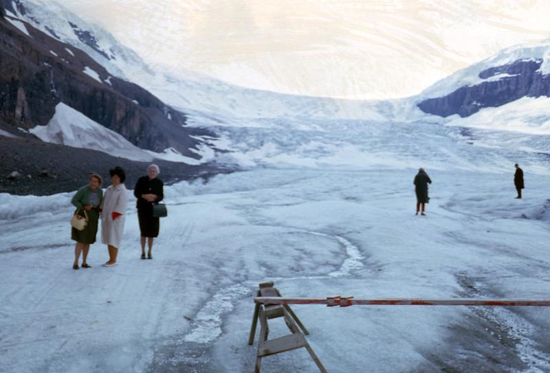 5 - Anna on a glacier