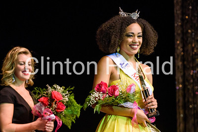 Miss Clinton County Pageant 7-22-17