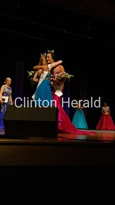 Miss Clinton County Scholarship Pageant 2016