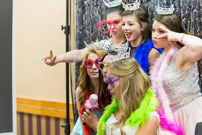 Miss Iowa 2016 Fairytale Fashion Show