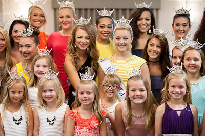 Miss Iowa 2017 - Princess Crowning