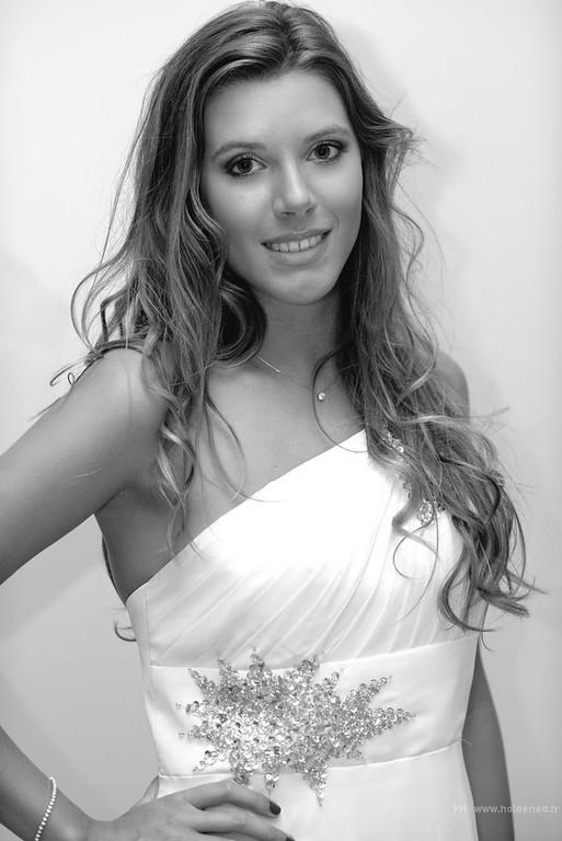 Miss Languedoc-Roussillon 2016 - Portrait des candidates finalistes - Lisa Azzali