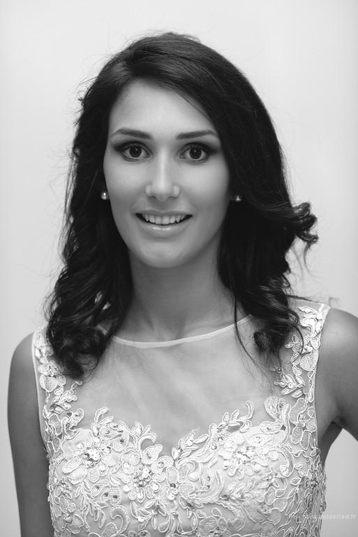 Miss Languedoc-Roussillon 2016 - Portrait des candidates finalistes - Manon Bonhomme
