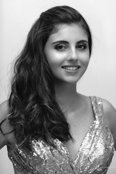 Miss Languedoc-Roussillon 2016 - Portrait des candidates finalistes - Laura Coin