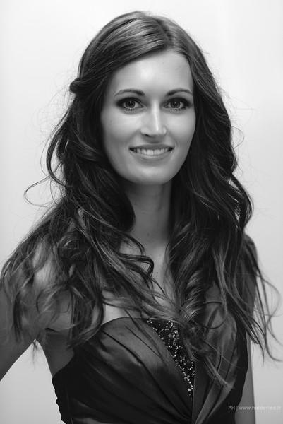 Miss Languedoc-Roussillon 2016 - Portrait des candidates finalistes - Gladys Dejean
