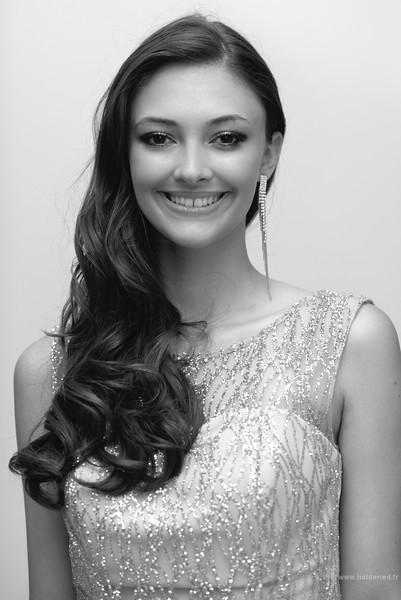 Miss Languedoc-Roussillon 2016 - Portrait des candidates finalistes - Alysée Bodelot