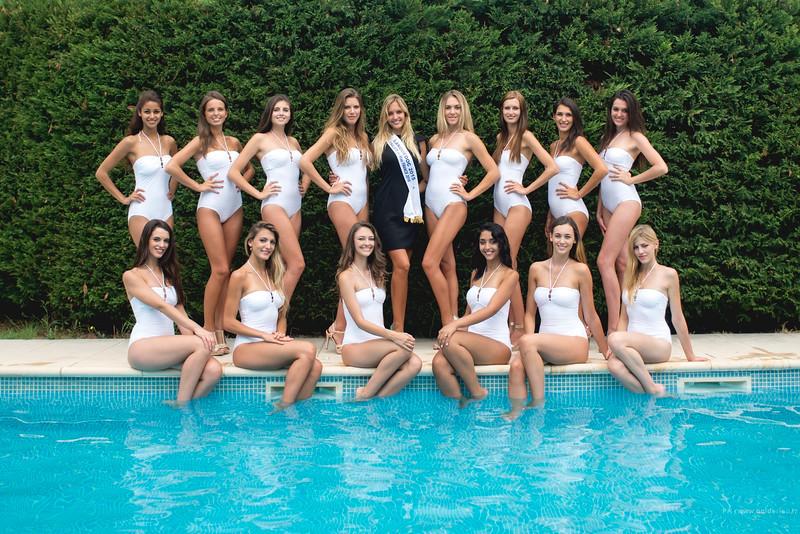 Miss Languedoc-Roussillon 2016 - Portrait des candidates finalistes -
