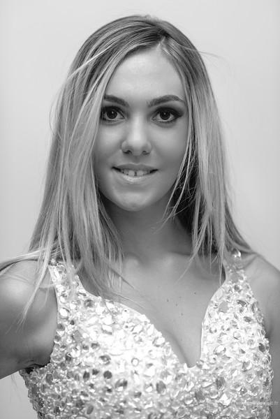 Miss Languedoc-Roussillon 2016 - Portrait des candidates finalistes - Mathilde Gotty