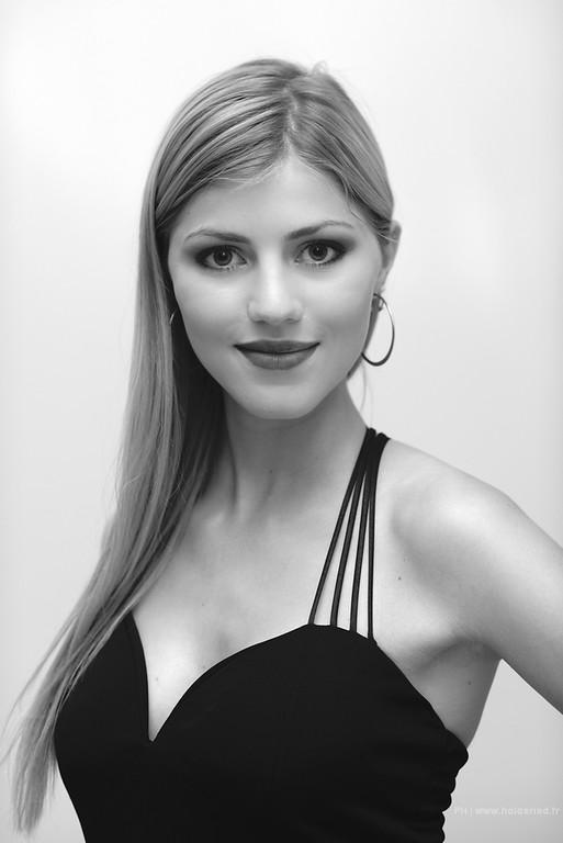 Miss Languedoc-Roussillon 2016 - Portrait des candidates finalistes - Margot Carrara