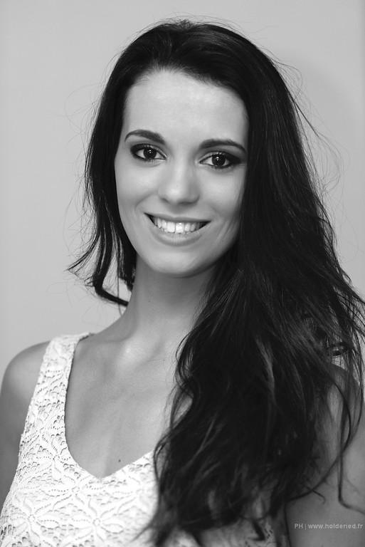 Miss Languedoc-Roussillon 2016 - Portrait des candidates finalistes - Laurie Beltran