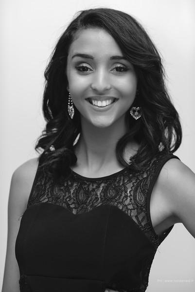 Miss Languedoc-Roussillon 2016 - Portrait des candidates finalistes - Sahra Dedenon