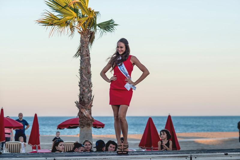 Miss Aude 2016 à la Voile Rouge à Narbonne