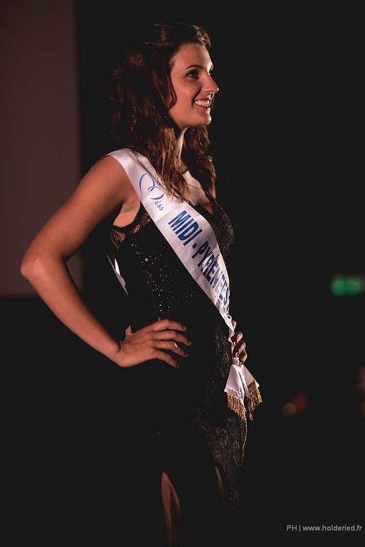 Miss Béziers 2016 au Polygone de Béziers
