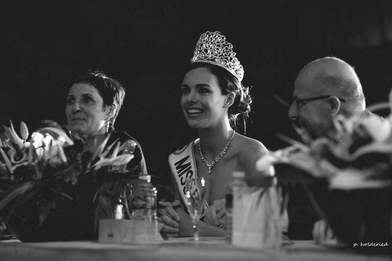Miss Grand Pic Saint Loup 2016 à Saint Gely Du Fesc |  Marine Lorphelin dans le jury