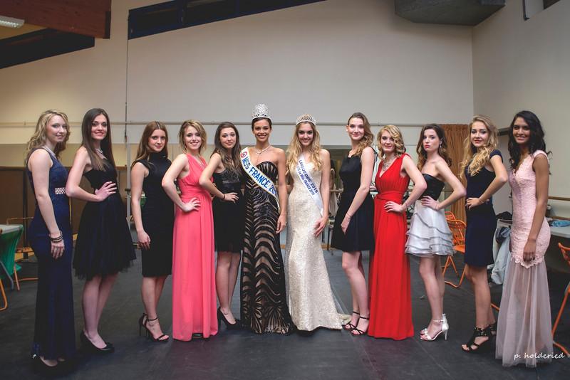 Miss Grand Pic Saint Loup 2016 à Saint Gely Du Fesc |  Les candidates