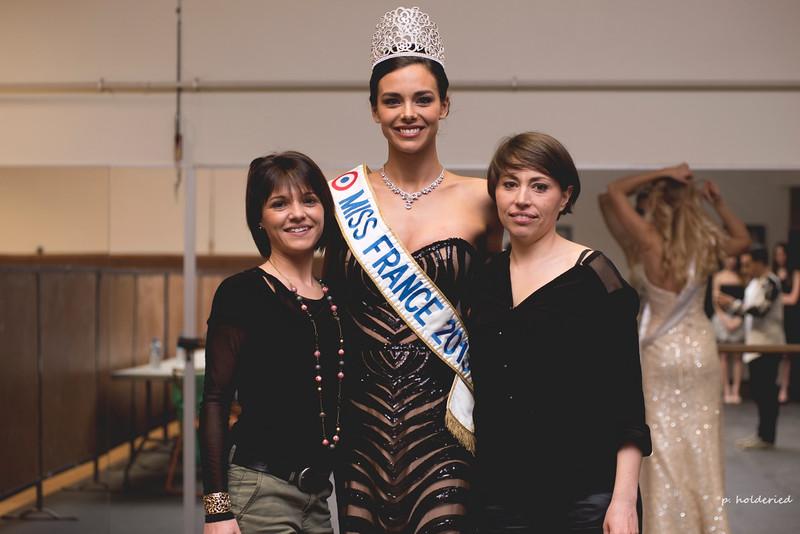 Miss Grand Pic Saint Loup 2016 à Saint Gely Du Fesc |  Jessica, Marine et Virginie