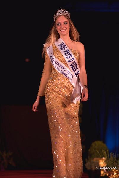Miss Pays d'Uzès 2016  