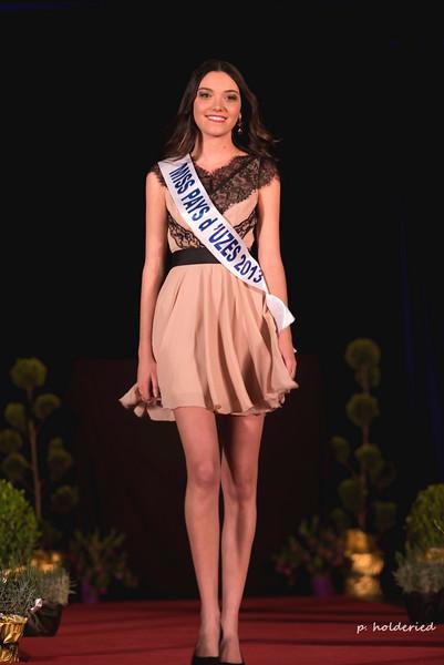 Miss Pays d'Uzès 2016 |  Chloé légal