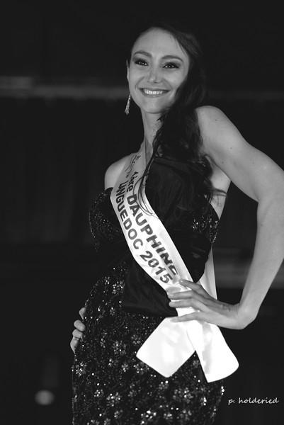 Miss Pays d'Uzès 2016 |  Maëliss Roux