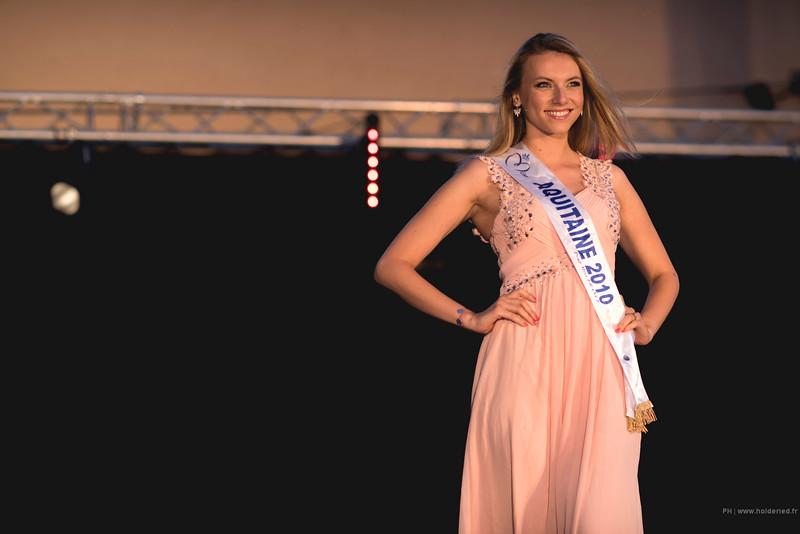 Miss Vallée de l'Hérault 2016 à Canet