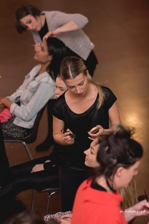 Coulisses des préparatifs de miss Vendargues 2016
