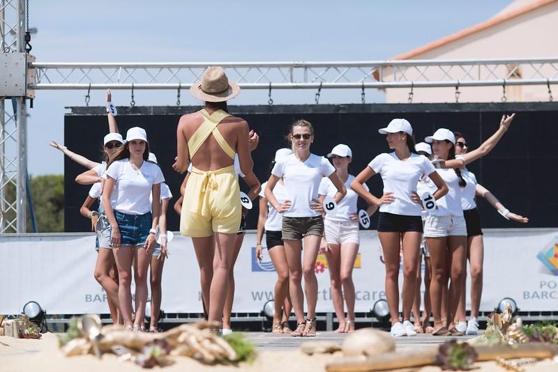 Demi-finale Miss Languedoc-Roussillon 2017 à Port-Barcarès -  backstage