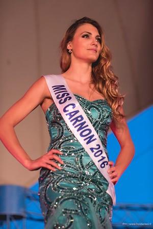 Miss Carnon 2017 -