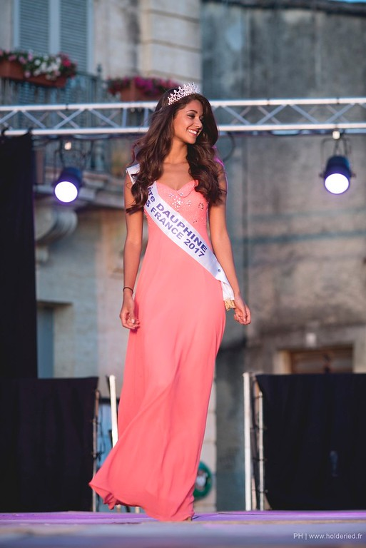 Miss Gallargues 2017 -