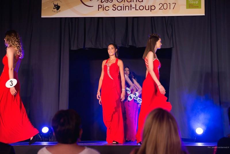 Miss Grand Pic Saint Loup 2017 à Saint Gely Du Fesc