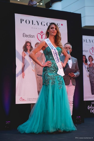 Miss Montpellier 2017 au Polygone de Montpellier -