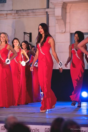 Miss Pérols 2017 -
