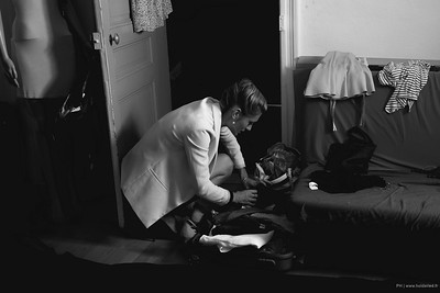 backstage shooting photo avec Alizée Rieu
