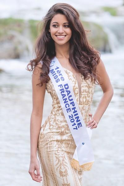 Aurore Kichenin première dauphine miss france 2017