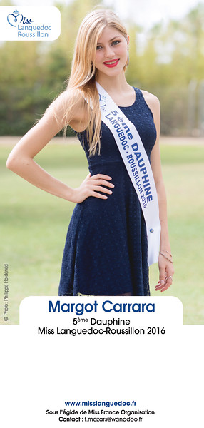 Dédicace de Margot Carrara