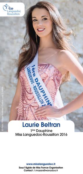 Dédicace de Laurie Beltran