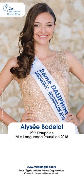 Dédicace de Alysée Bodelot