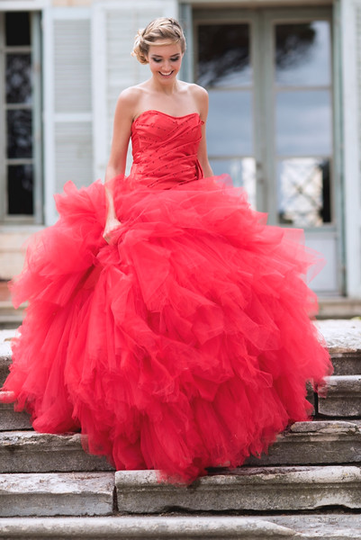 Les robes d'Isabelle Dupéré -