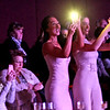 Fans at the Miss Ma/Teen pageant, take cell-phone pics at the LMA. SUN/ David H. Brow