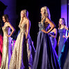 Five top runner ups for the Miss Teen contest, on far right is the top winner Lexi Woloshchuk, 18. SUN/ David H. Brow