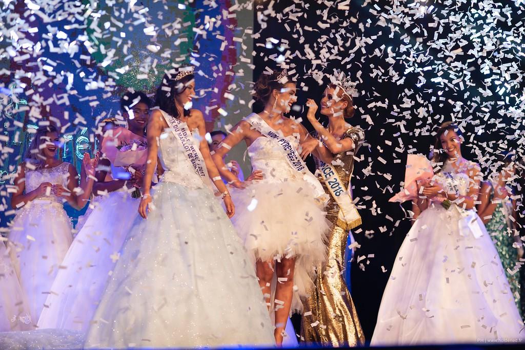 Axelle breil couronnée Miss Midi-Pyrénées 2018