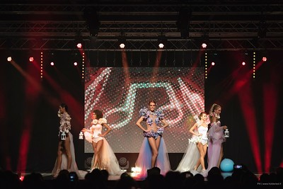 Show Miss France Maeva coucke